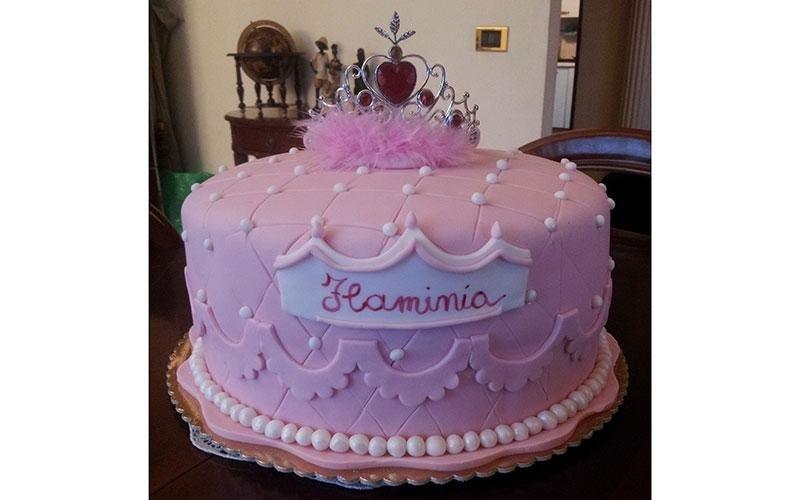 torta design principessa