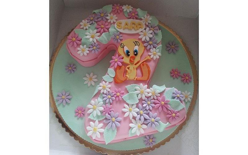 cake design compleanno bambina