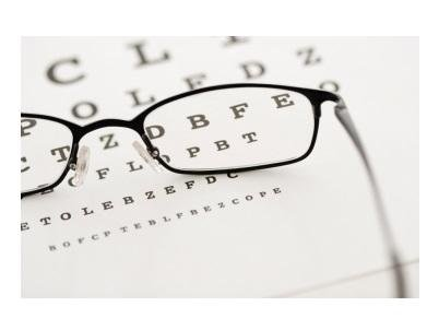 montaggio occhiali