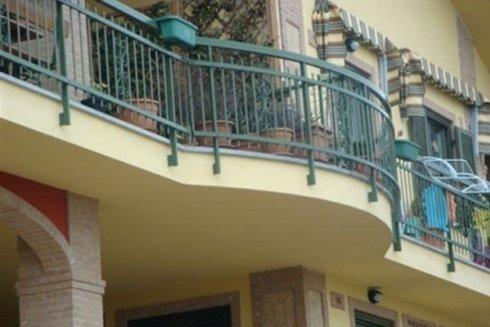 Ringhiera per balcone.