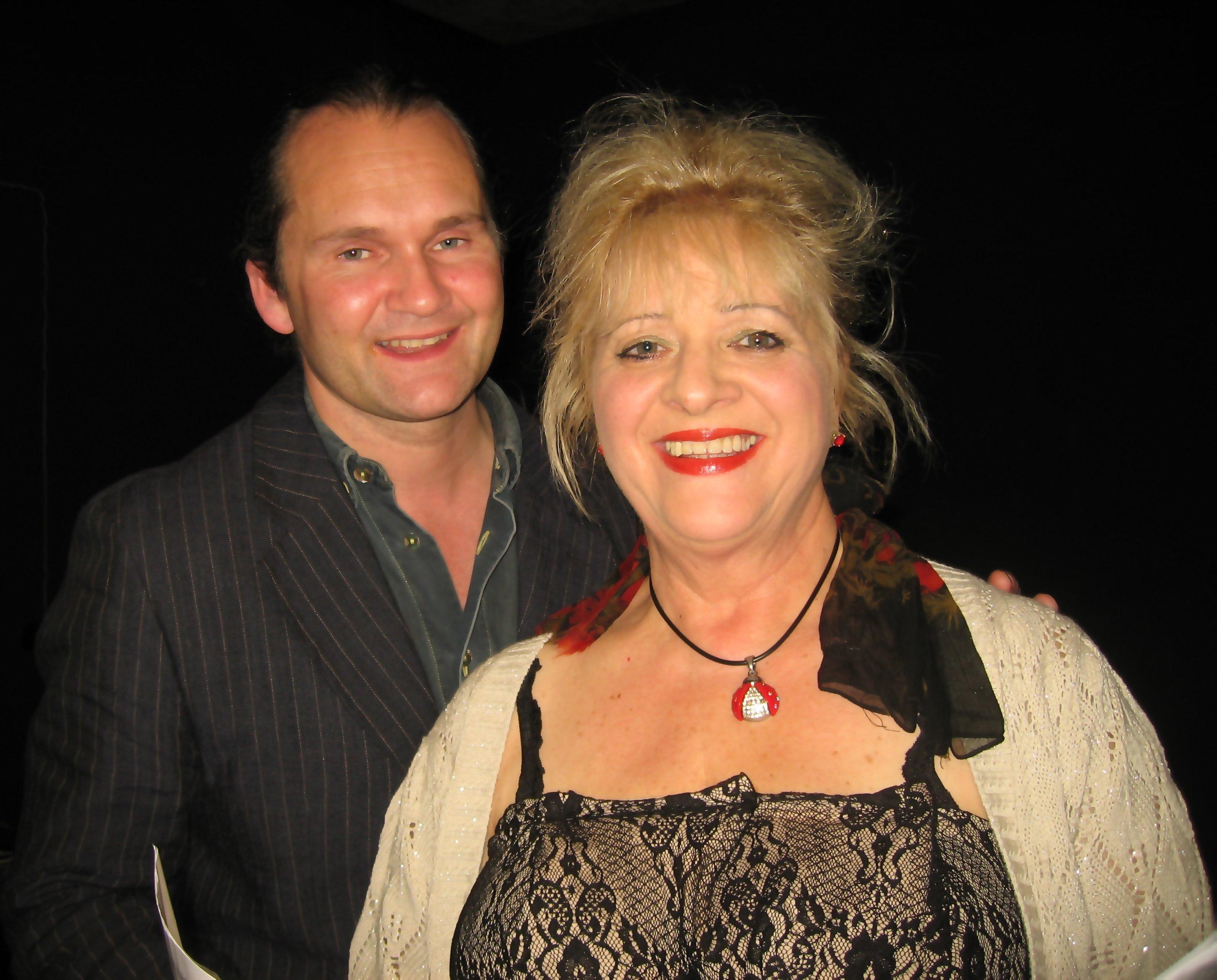 John Redmond and Alina