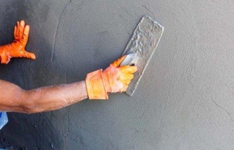 finitura delle superfici, tinteggiature edili