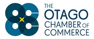 THE OTAGO chamber of commerce logo