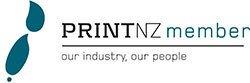 PRINT NZ member logo