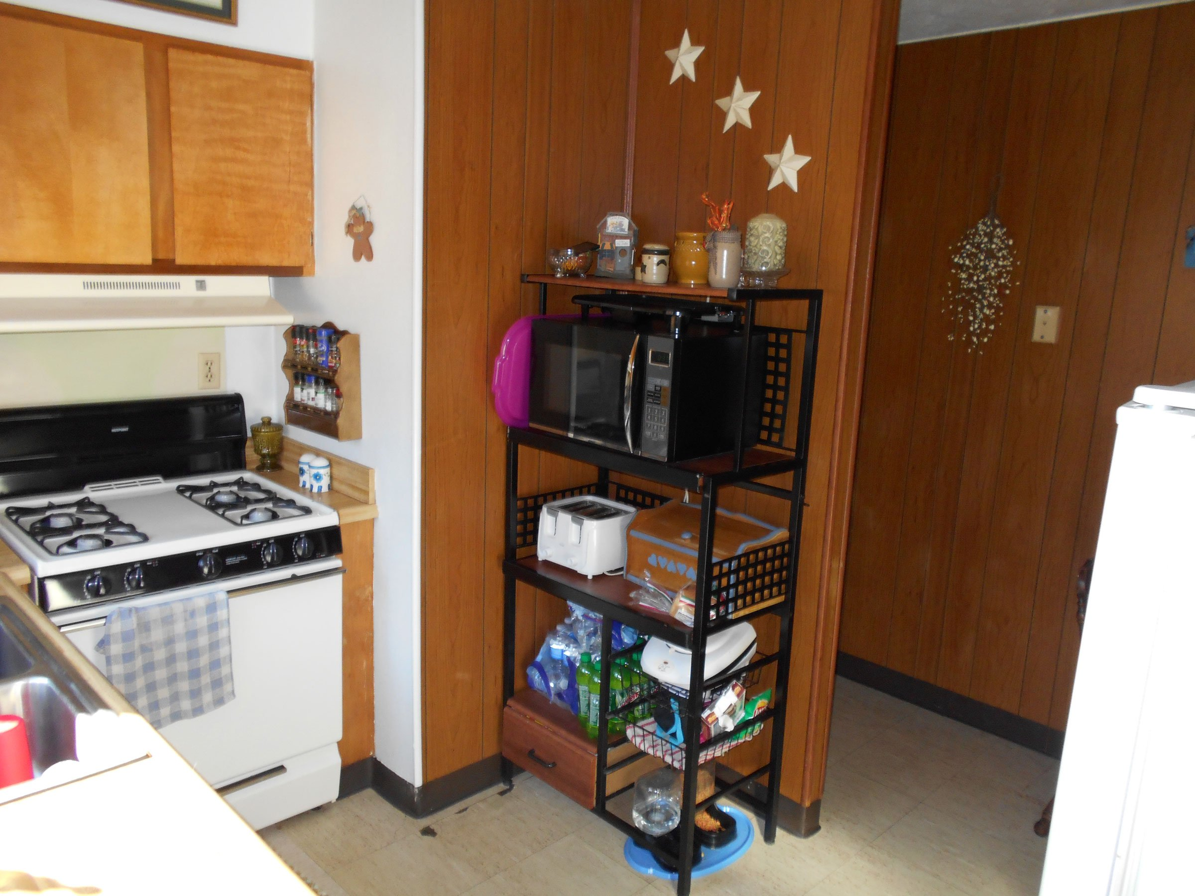 Rentals include appliances