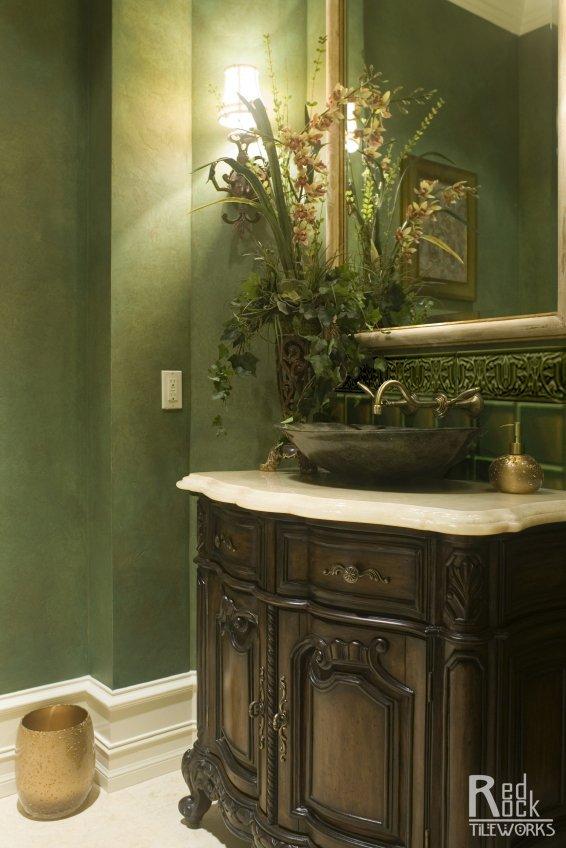 Bathroom Vanities Jericho Turnpike handmade tile