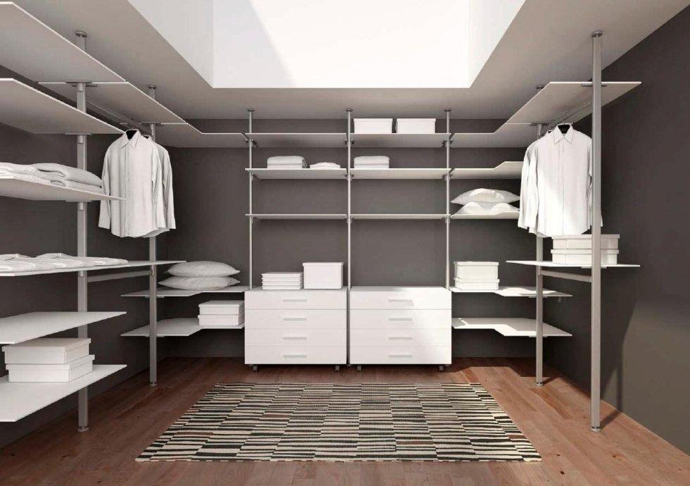 Realizzazione cabine armadio - Cagliari - Azeta Arredamenti