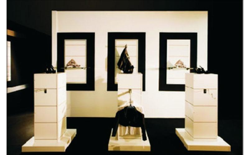 progettazione arredamento per negozi