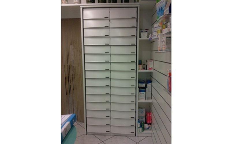 cassetti per farmacie