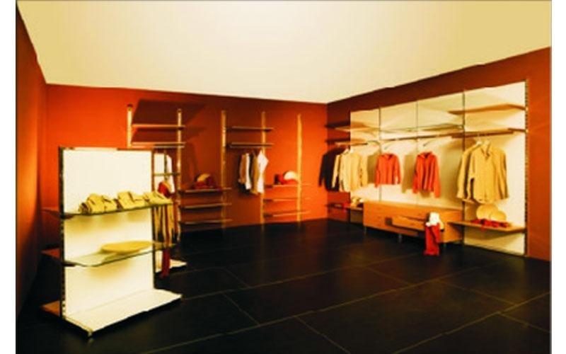 cassetti per negozi di abbigliamento