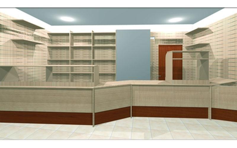 progettazione interni farmacie