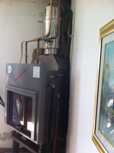 Impianti idrosanitari termocamini