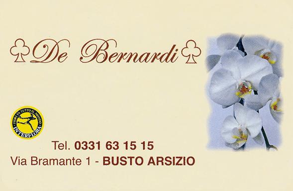 Il Fiorista De Bernardi - Logo
