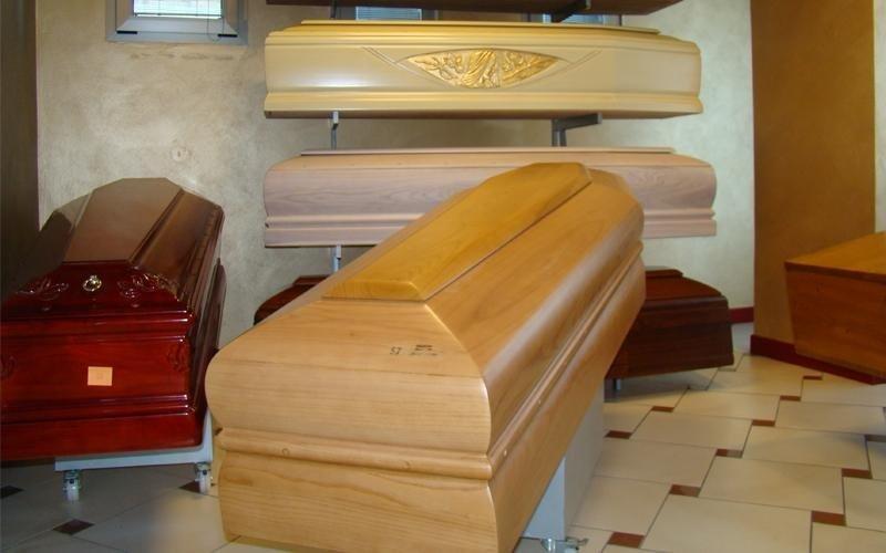 esposizione casse funebri padova