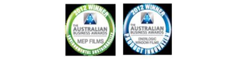 classical tint glass australian business awards