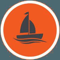 icona barca a vela