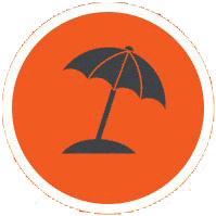 icona ombrellone