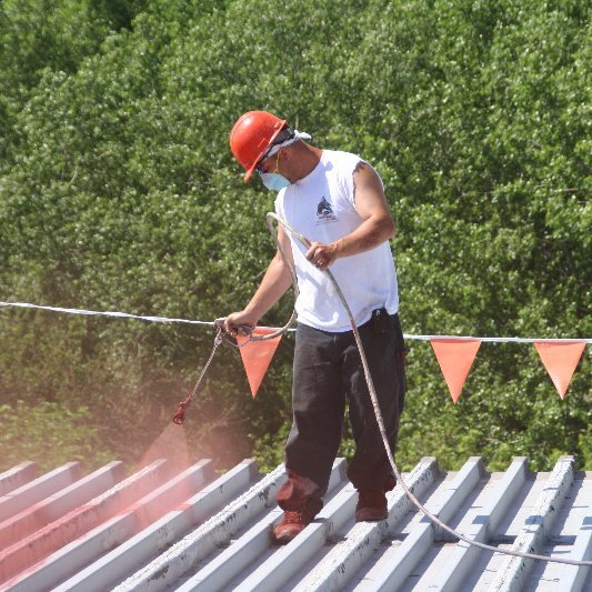 JB Miller Contractors Myerstown PA Conklin Commercial Roofing Roof Repair