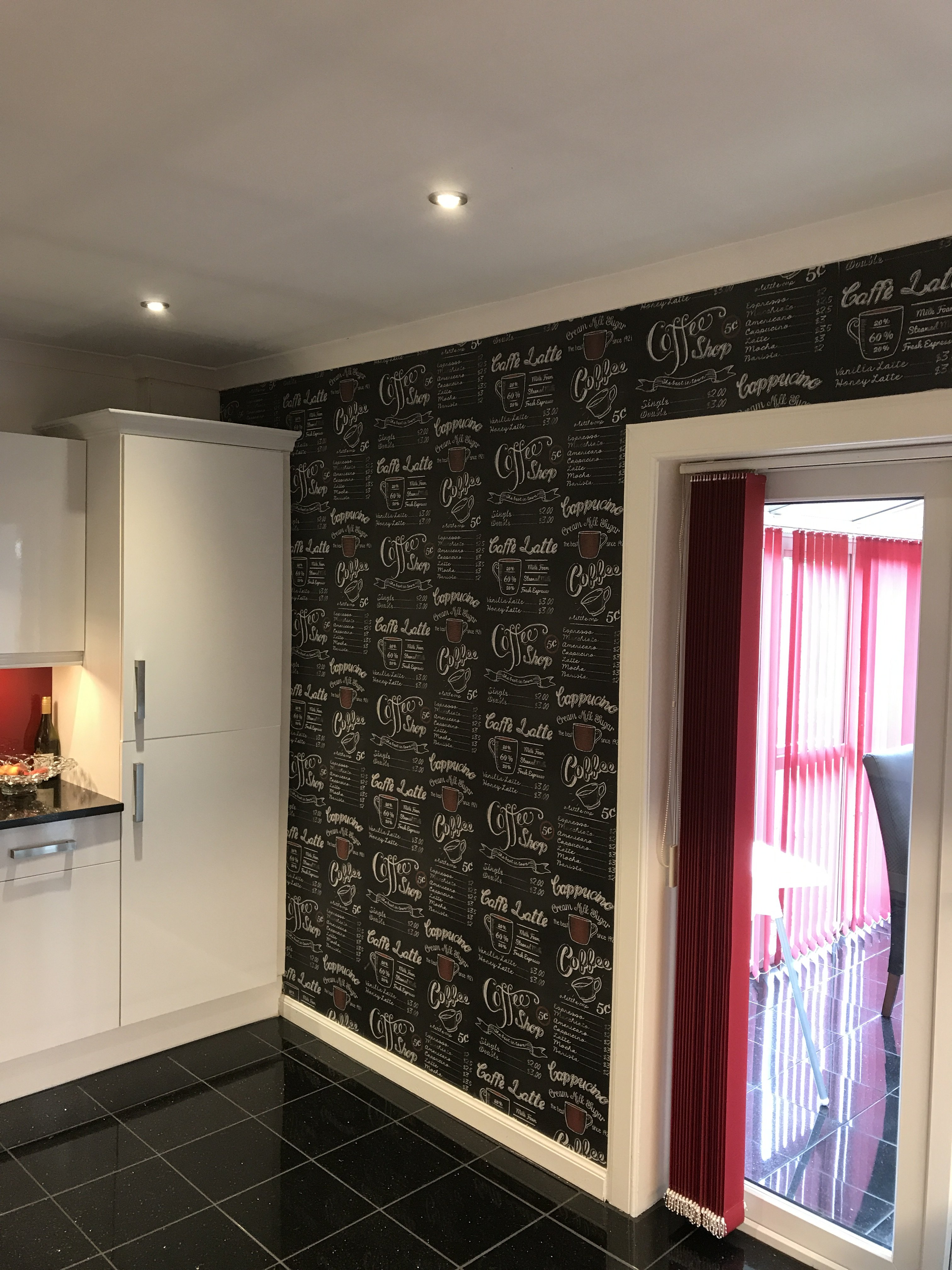 Kitchen decorated in Edinburgh & Midlothian