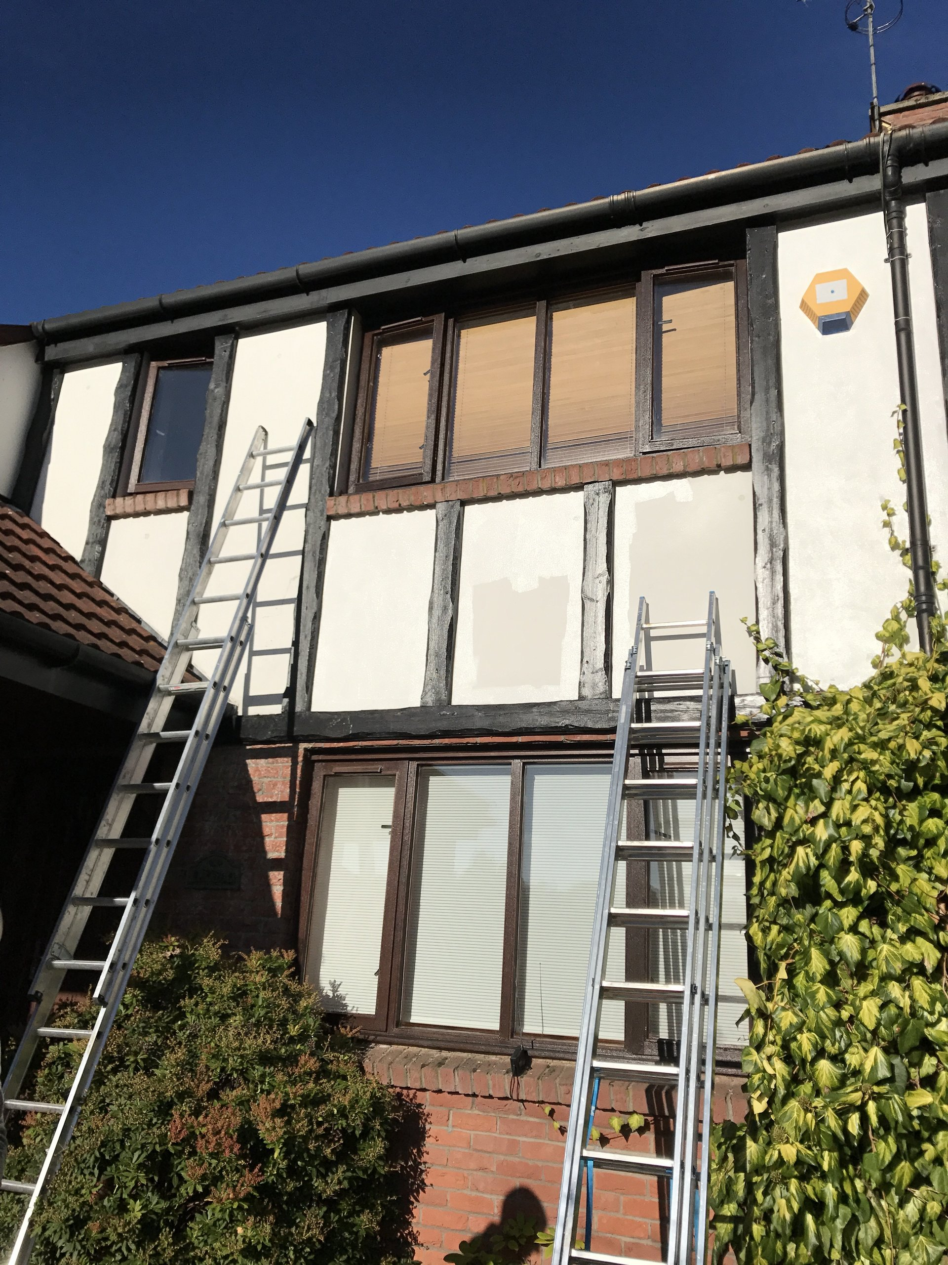 Edinburgh exterior painting