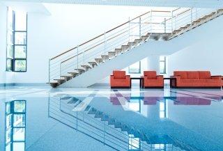 pavimento abitazione ufficio resina