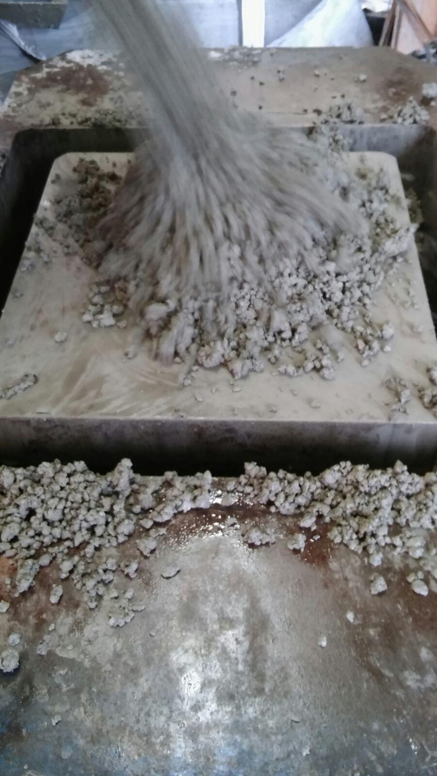 Blocchi in cemento di produzione Arrighini