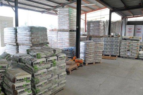 Vendita cemento e calcestruzzo per edilizia