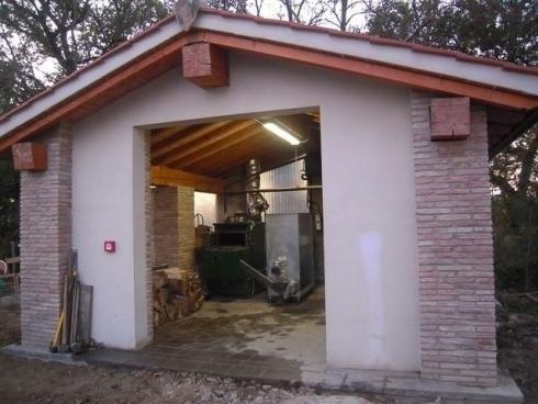Installazione bruciatori