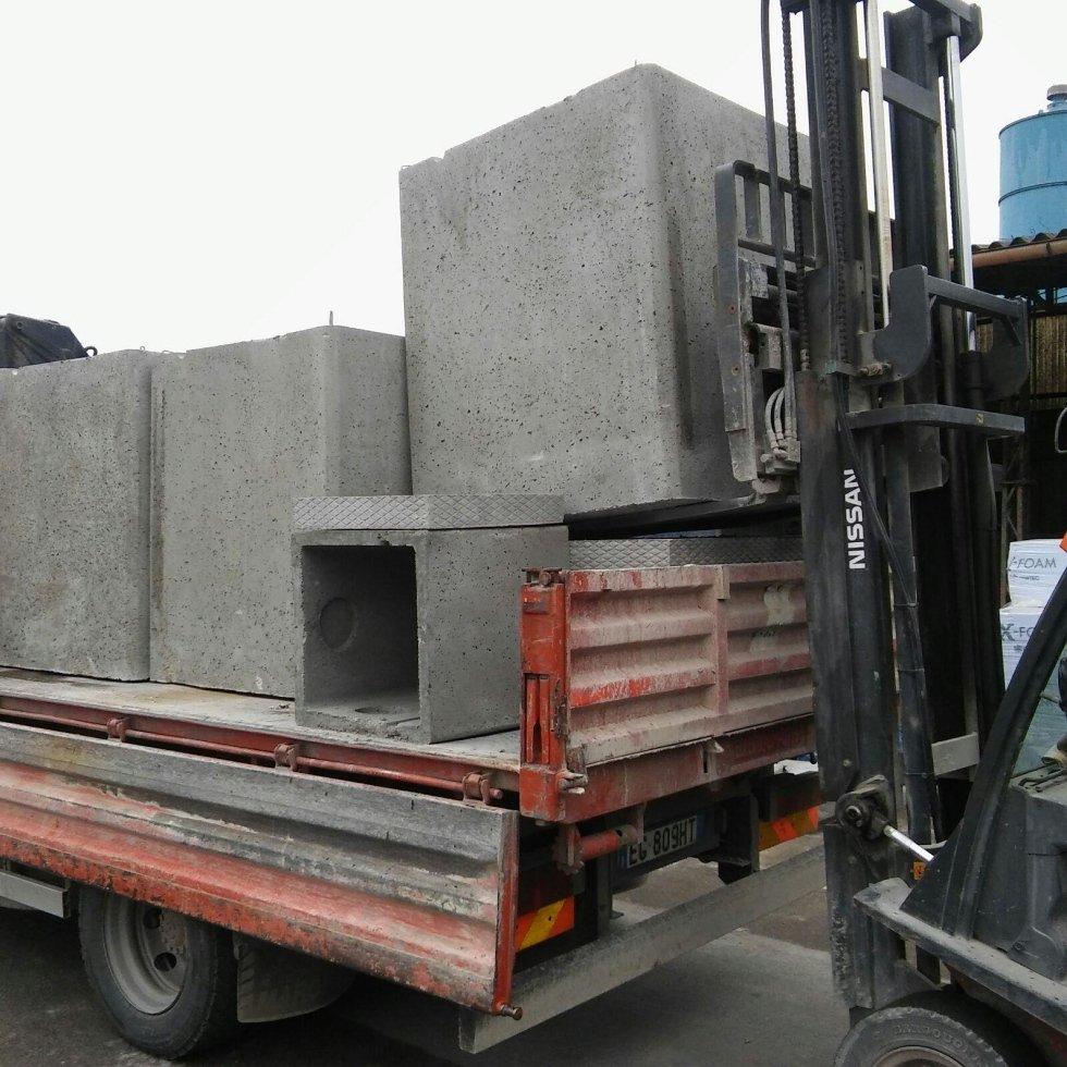 Prefabbricati in cemento