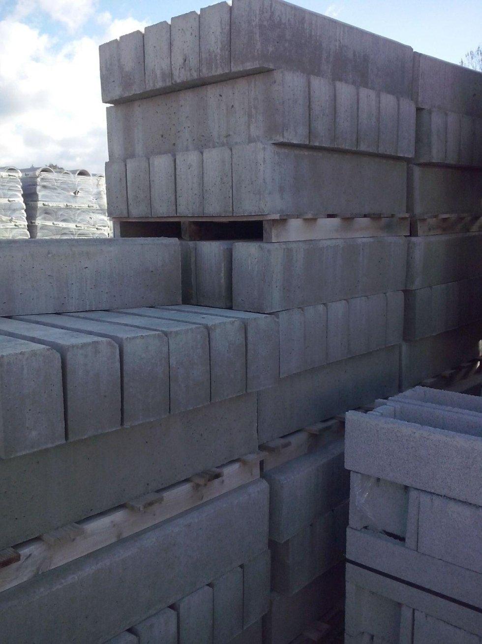Blocchi in cemento