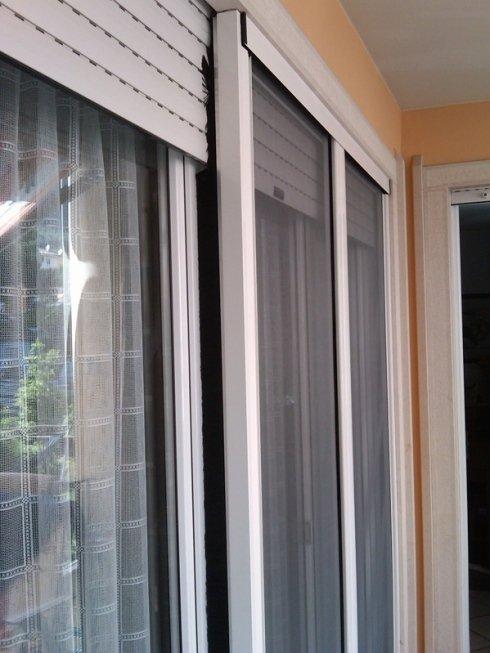 finestre e zanzariere su misura