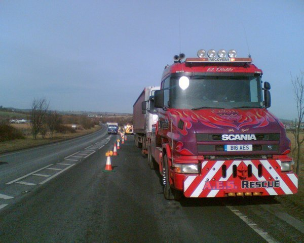 HGV recovery