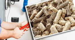 manutenzione caminetti, forniture di pellet, pulitura caminetti