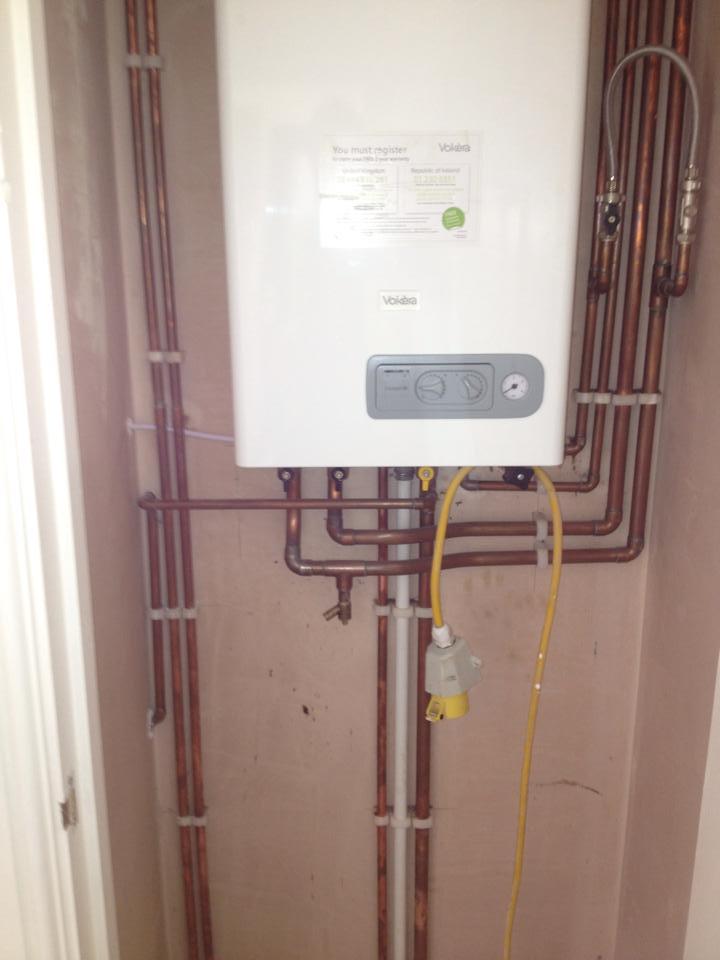 boiler wall mounted
