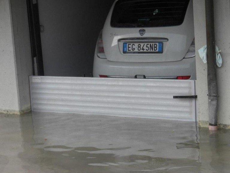 Paratie per garage