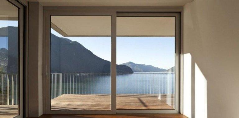 Realizzazione finestra alluminio
