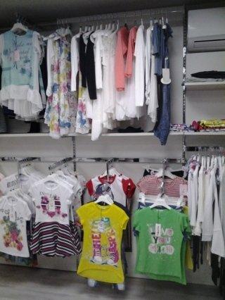 negozio abbigliameto