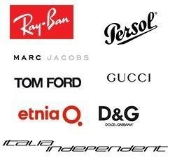 Occhiale di marca