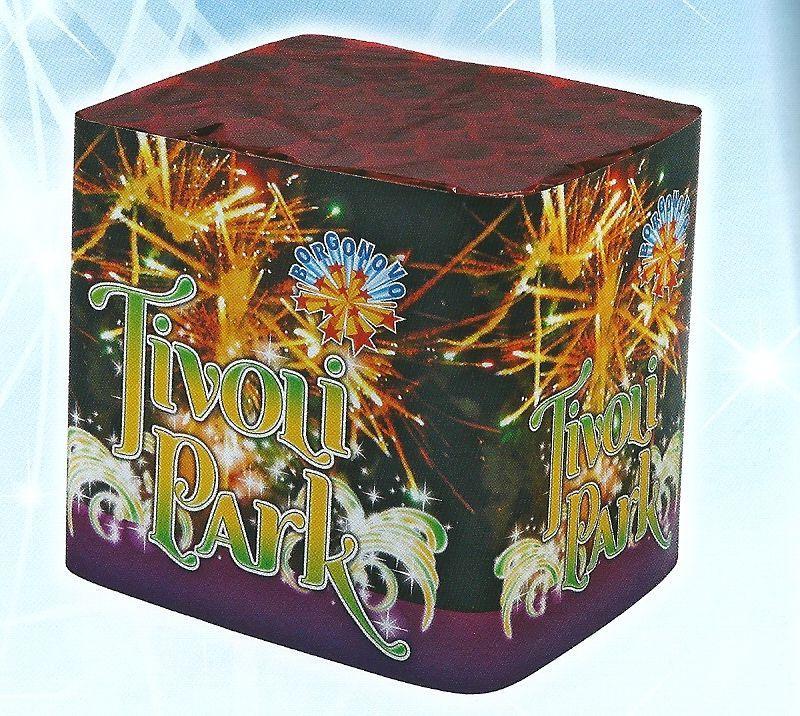 scatola di fuochi artificiali TIVOLI PARK