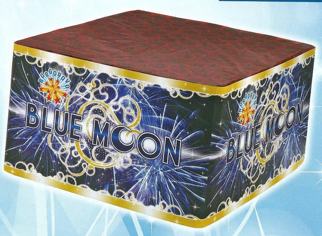 scatola di fuochi artificiali BLUE MOON
