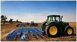 trattori agricoli cingoli
