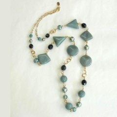 Collana con pietre dure e perle, Firenze