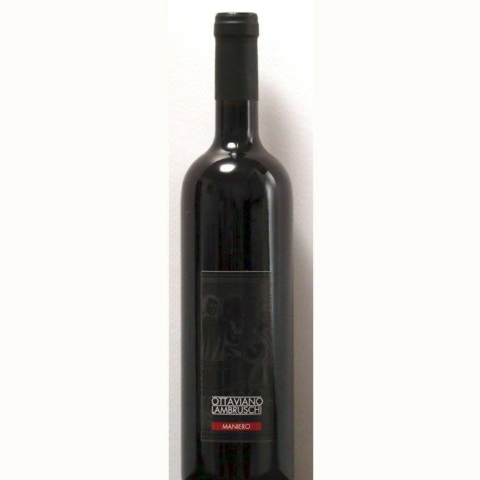 Bottiglia di vino Maniero a Castelnuovo Magra