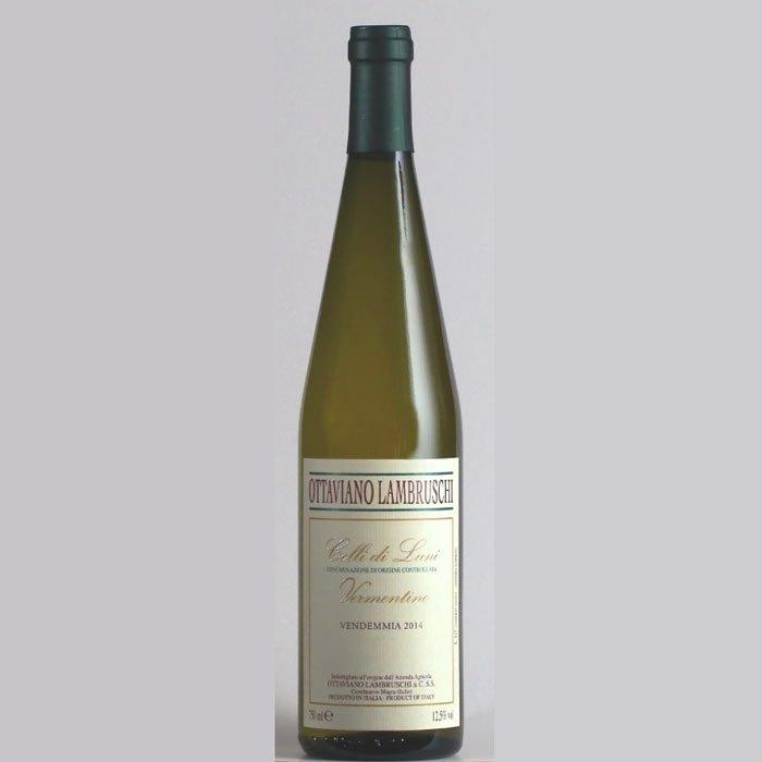 Bottiglia di vino Vermentino DOC a Castelnuovo Magra