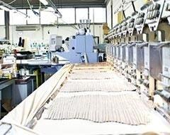 Macchine plissettatrici