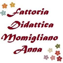 FATTORIA DIDATTICA MOMIGLIANO - LOGO