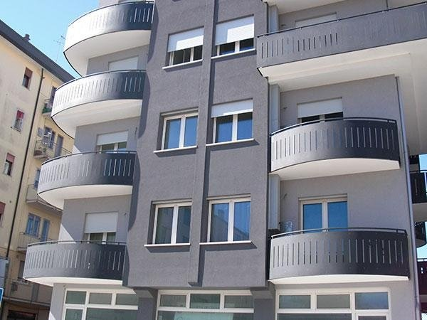 ringhiere balcone