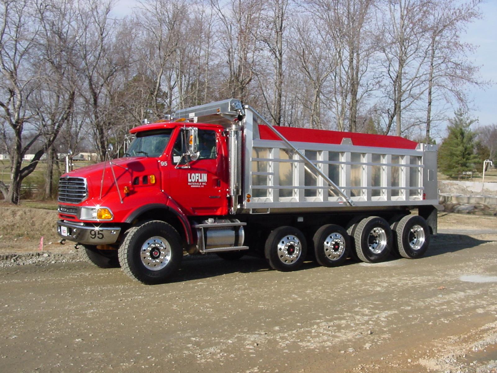 Concrete Delivery Kernersville, NC