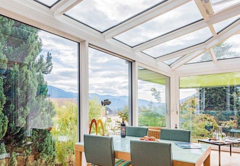 vetrate veranda