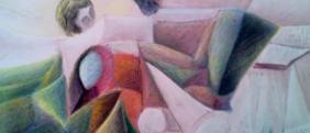 dipinto a olio, dipinto astratto, dipinti antichi